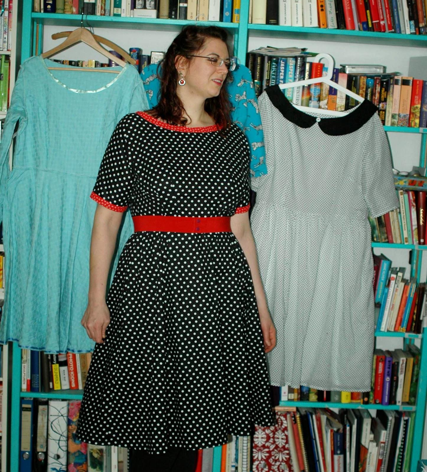 http://morvenshandmades.blogspot.de/2015/02/polkadot-dress-with-vintage-attitude.html