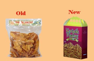Strategy of attracting consumers with good packaging