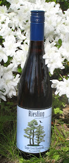 Eagle Crest Vineyards Semi-Dry Riesling