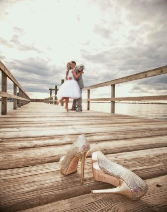 Existe el zapato de novia perfecto para el día perfecto