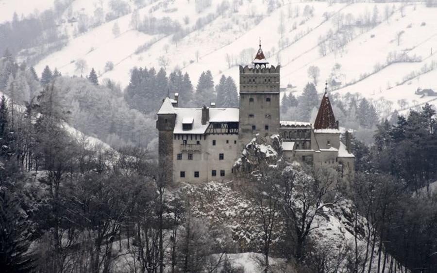 transylvanian christmas dracula 39 s castle bran romania