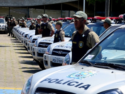 Governo investe na formação de Policiais para reforçar segurança no Estado