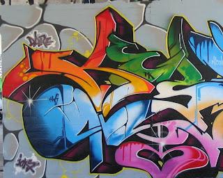 Gambar Graffiti Keren