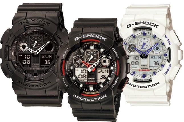 Daftar Harga Jam Tangan Casi G-Shock Terbaru 2014