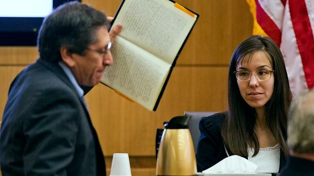 "THEY SAID WHAT?? ""NO JURY WILL CONVICT ME"" THE JODI ARIAS STORY"