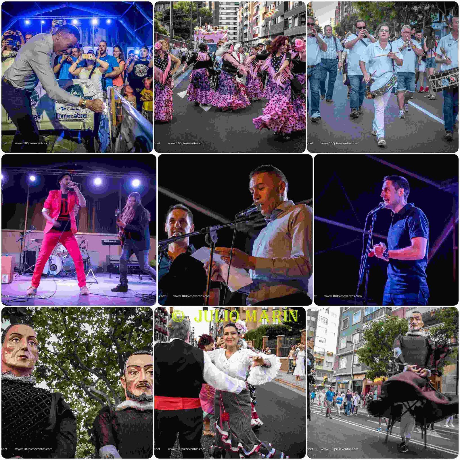 Fiestas Barrio San José 2018