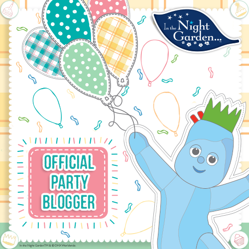 I'm An Official ITNG Party Blogger