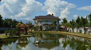 Hotel Murah di Mae Rim Chiang Mai - Paradise Garden Bed and Breakfast