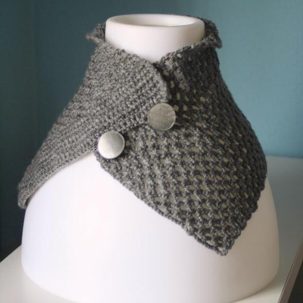Bufandas crochet paso a paso aprender manualidades es - Manualidades a crochet paso a paso ...