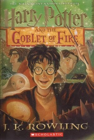 The goblet of fire Jk Rowling