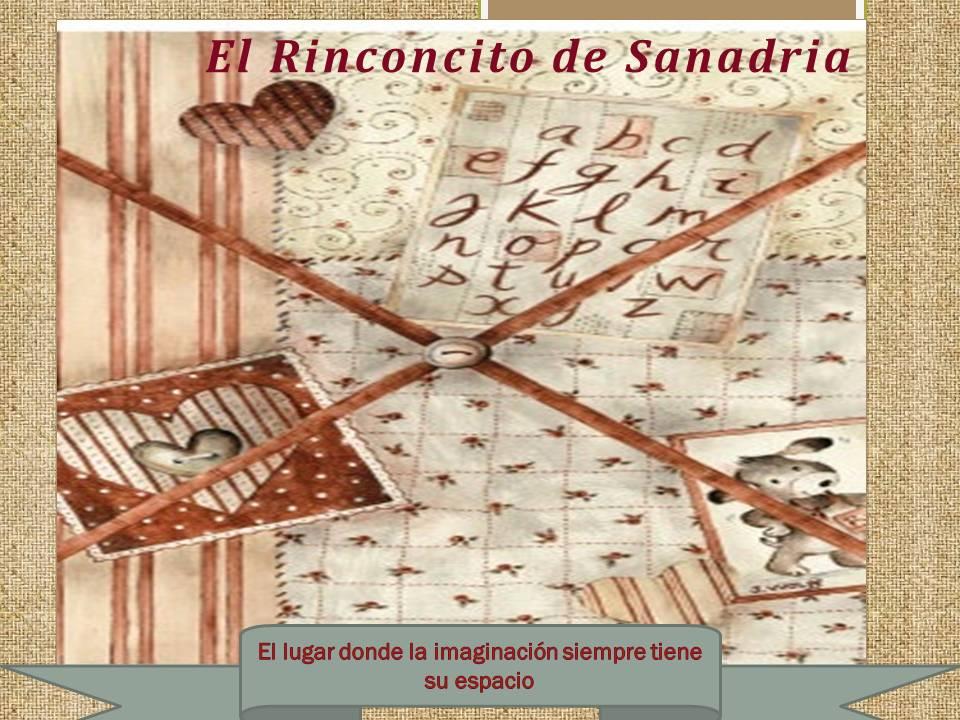 El Rinconcito de Sanadria