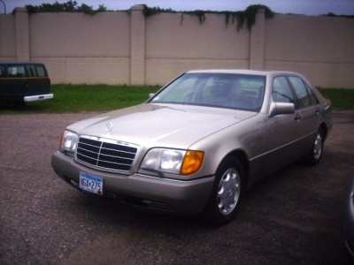 Autosleek 1992 mercedes benz 400se the window wipers for Mercedes benz headlight problems