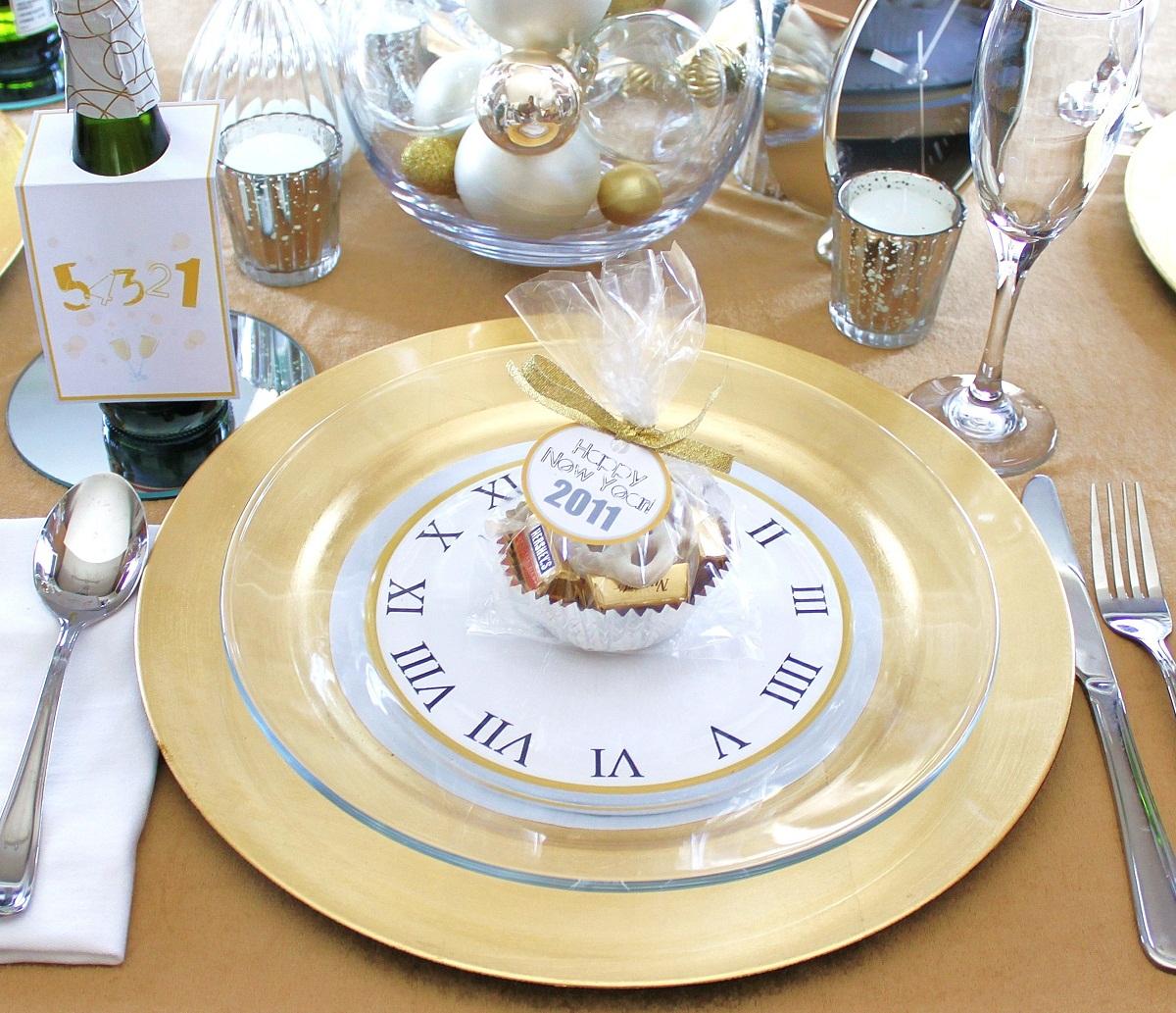 New+Years+Eve+2+046+%25282%2529 Decoração de Ano novo: Muito brilho e ouro