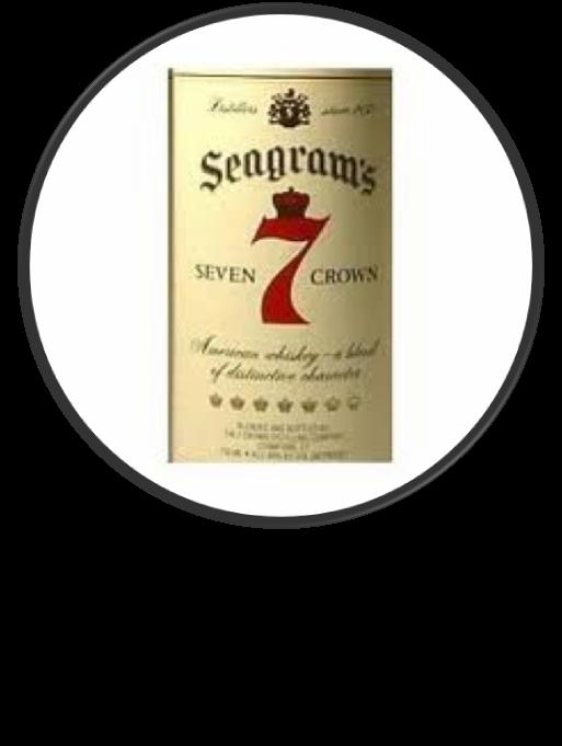 Seagrams Dark Honey Mixed Drinks