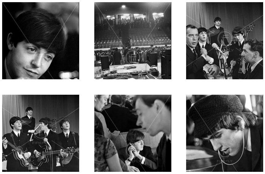 The Beatles Polska: Wystawa zdjęć The Beatles w Londynie
