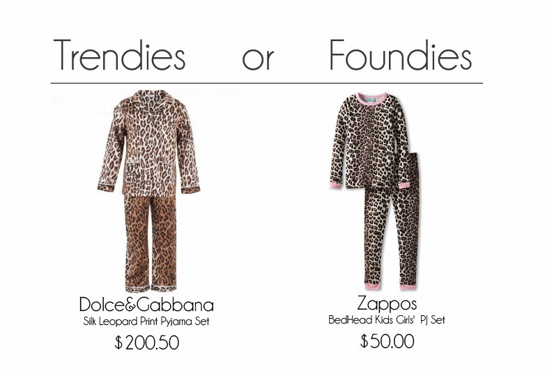 Leopard Pajamas set