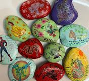 ROCKIN TATTOO ART KIDS CLASS