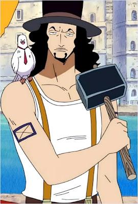 ร็อบ ลุจจิ (Rob Lucci) @ One Piece