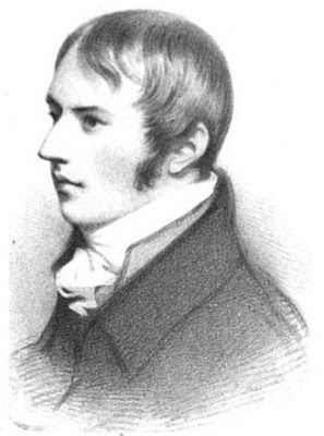 John Constable  from Memoirs of the Life of John Constable by CR Leslie (1845)
