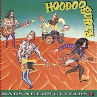 Hoodoo Gurus, 'Mars Needs Guitars!' (1985)