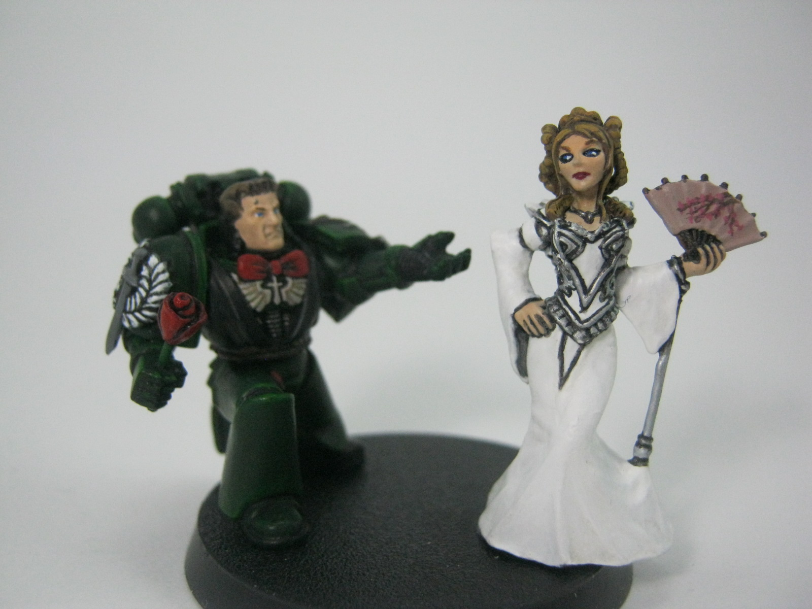 The Dark Workshop: Special Project: Wedding Cake Topper