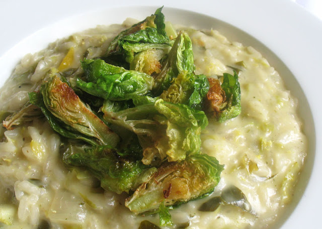 brussels risotto