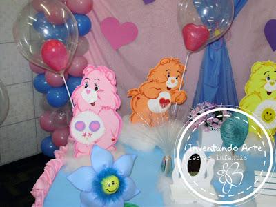 festa infantil ponta grossa ursinhos carinhosos