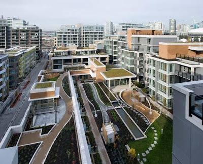 Villa olímpica Vancouver 2010