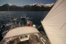 Sailing in Prince William Sound 2012