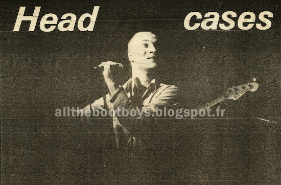 case sus records oh criminal ways Wheat From The Chaff Smiling My Life Away punk ska skinhead oi croydon 1981 1983