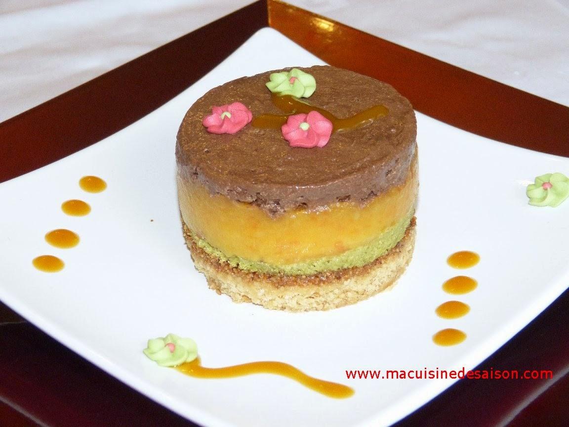 Ma recette du gâteau Angkor pour l'e-cup Interblogeurs du Salon du chocolat de Paris 2014