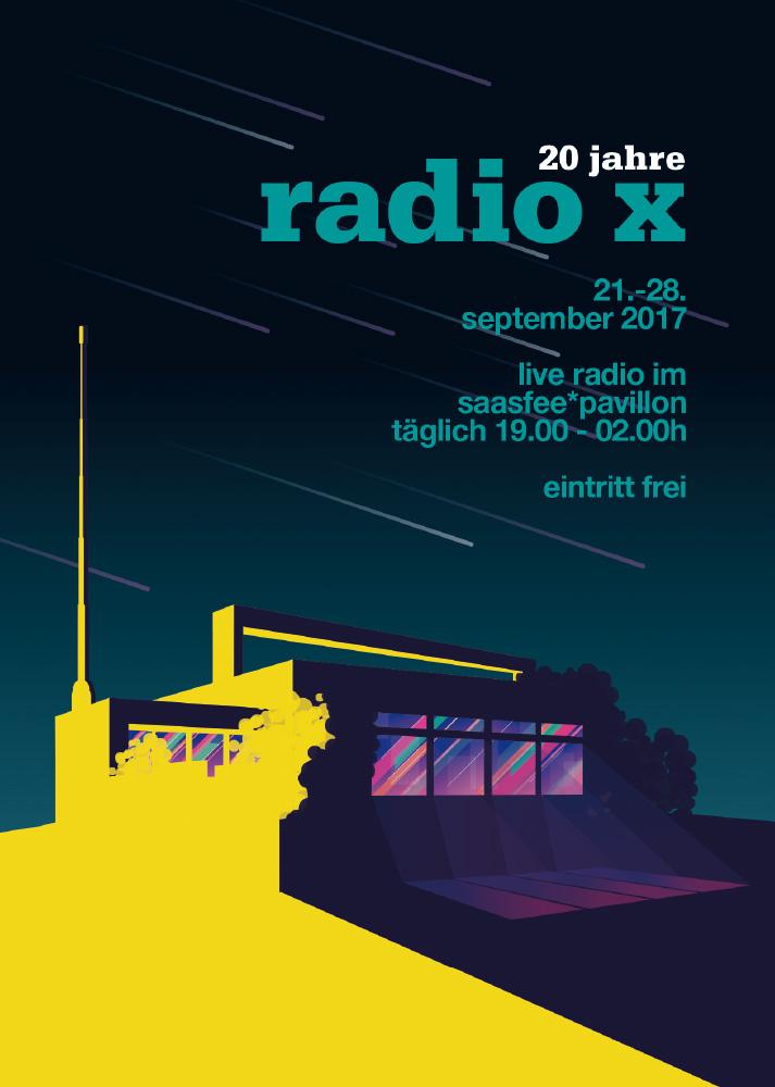 radio x 20 Jahre 1997-2017