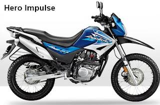Hero Impulse - New 150cc Dual Purpose