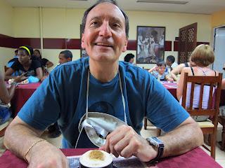 Santiago de Cuba Pedro in Cafe Ven