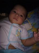 6 Months old Lil Irfan Ahmad