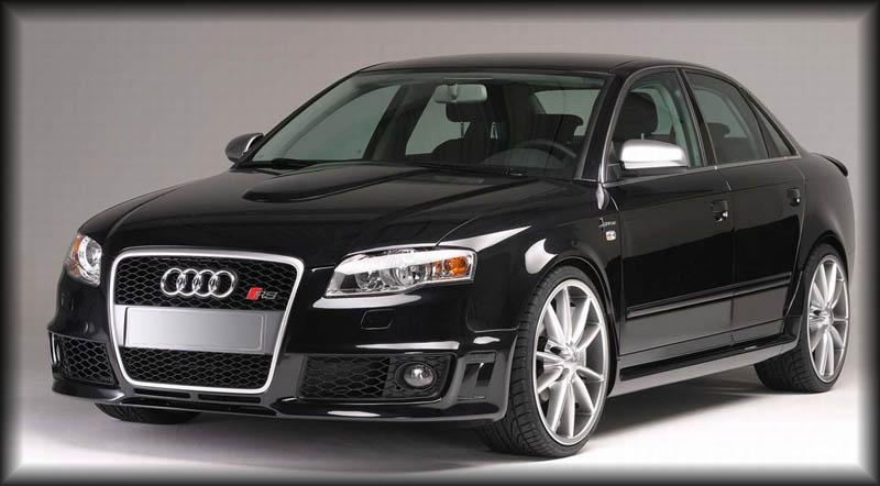 2012 Audi Quattro