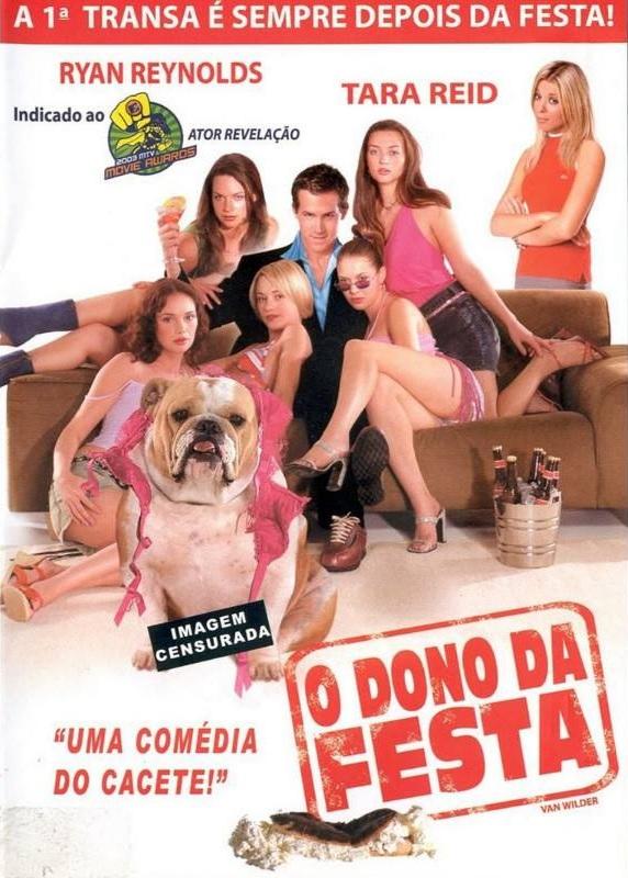 O Dono da Festa – Dublado (2002)