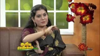 Virundhinar Pakkam – Sun TV Show 14-03-2014 Mahanadhi Shobana   Singer