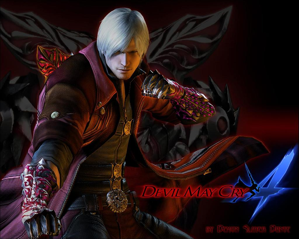 Devil May Cry HD & Widescreen Wallpaper 0.688784121052906