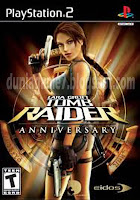 Download Tomb Raider Anniversary PS2 ISO
