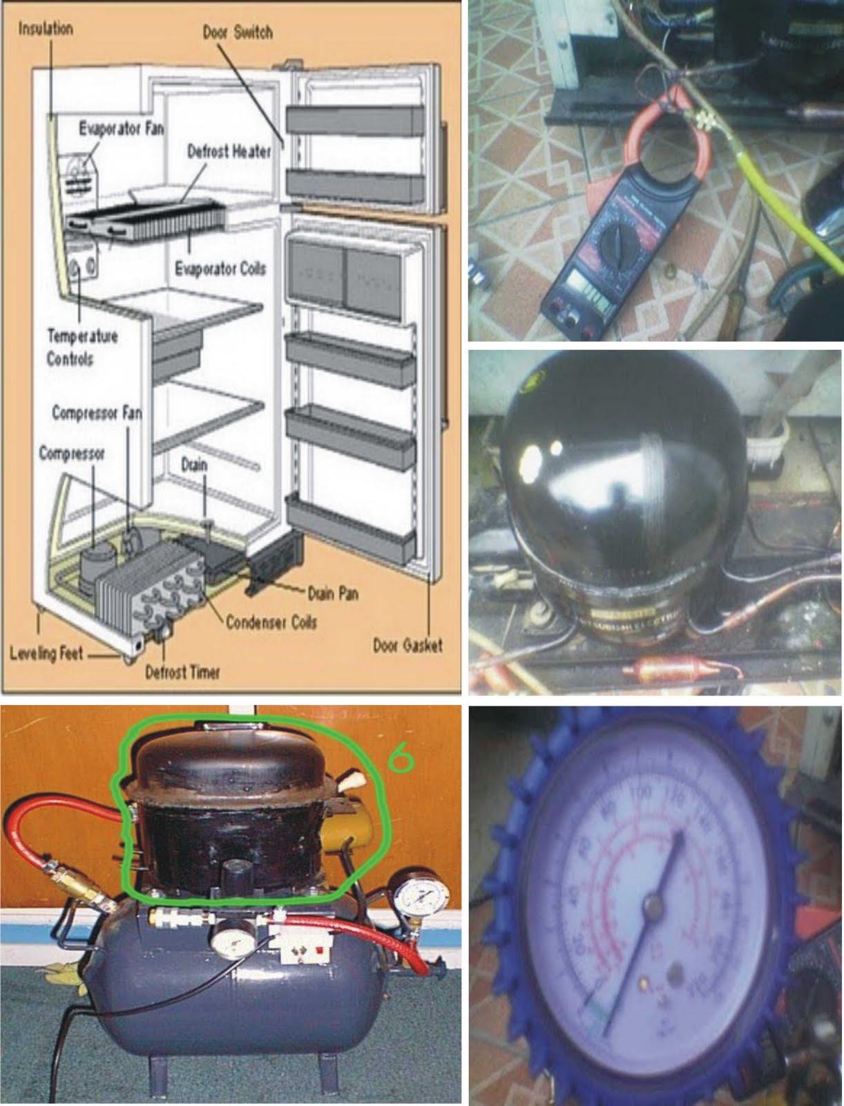 How Does A Refrigerator Compressor Work Thumbnail Apps Directories #A96B22
