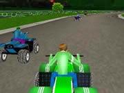 Ben 10 đua xe, chơi game ben 10 cực hay tại GameVui.biz
