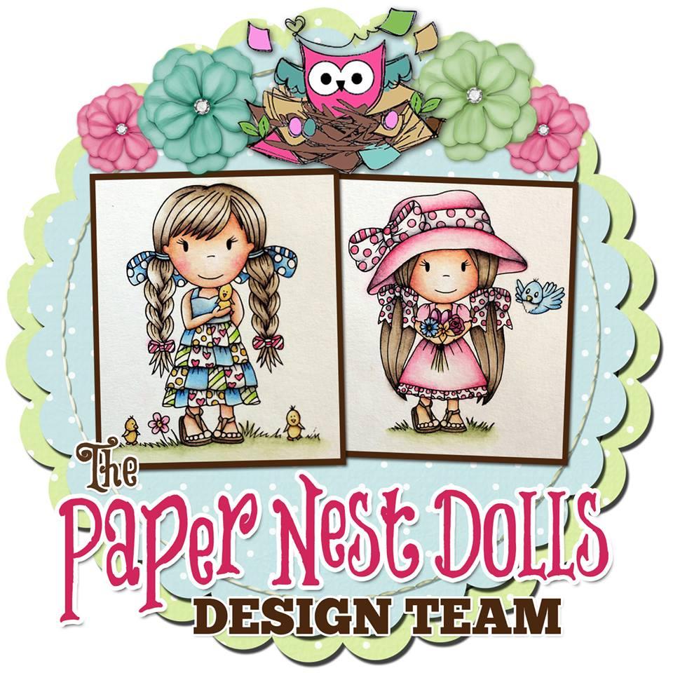 DT Paper Nest Dolls