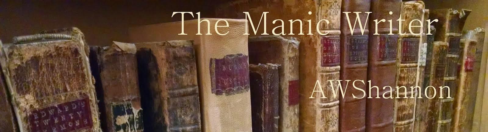 The Manic Writer