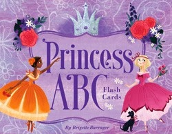 Princess ABC Flash Cards by yours truly.