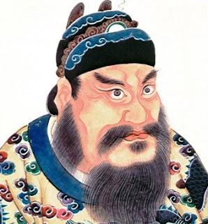 Kaisar Qin Shihuang Tembok Besar China