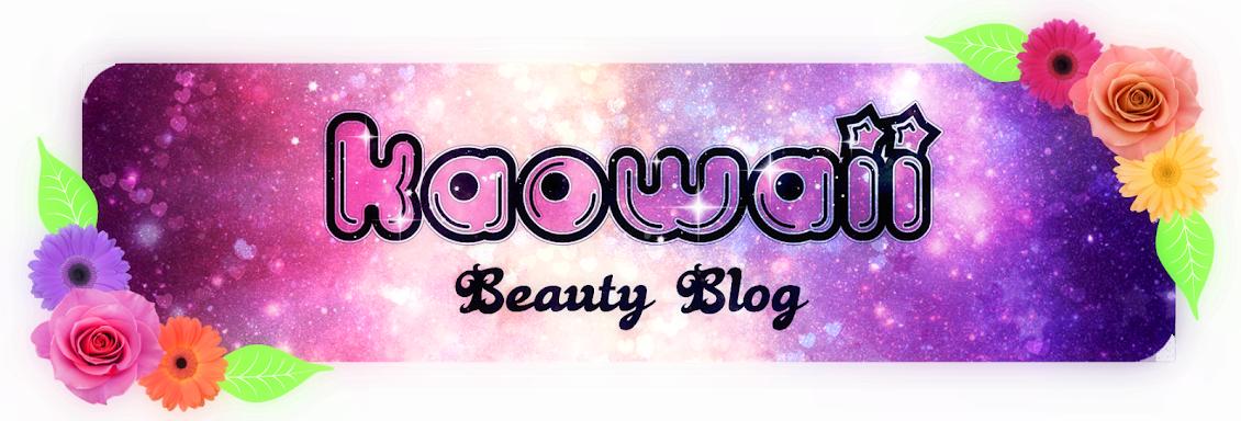 Kaowaii Beauty Blog