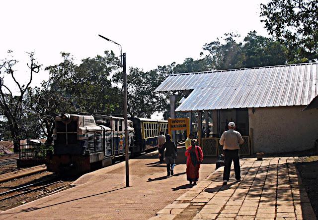 matheran railway station
