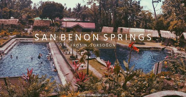 SAN BENON HOT SPRINGS SORSOGON