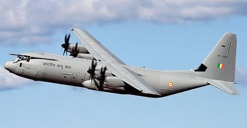 gambar pesawat india terhempas, gambar pesawat C-130J Super Hercules